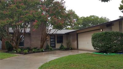 Richardson Single Family Home For Sale: 816 Woodland Way