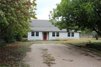 Mineral Wells Single Family Home For Sale: 1000 SW 7th Avenue