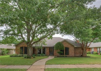 Plano Single Family Home For Sale: 3316 Colt Drive