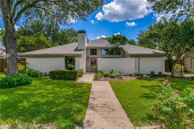 Dallas Single Family Home For Sale: 6702 Fernshaw Drive