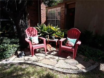 Euless Single Family Home Active Option Contract: 355 Arbor Court