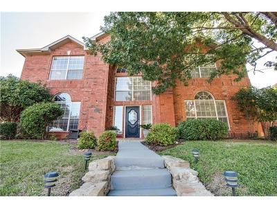 Carrollton  Residential Lease For Lease: 3607 Flagstone Drive