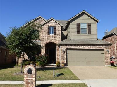 Mckinney Single Family Home For Sale: 1605 Sunrise Drive