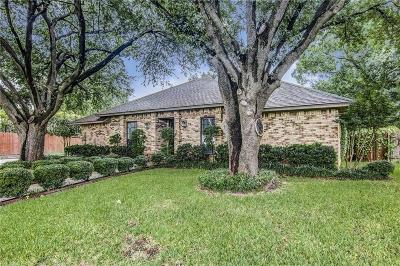 Single Family Home For Sale: 3909 Buckhorn Place