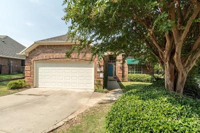 Mckinney Single Family Home Active Option Contract: 2917 Sunset Ridge