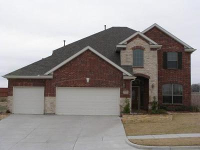 Wylie Single Family Home For Sale: 2921 Preston Lane