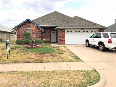 Haltom City Residential Lease For Lease: 3400 Jack Atkins Court