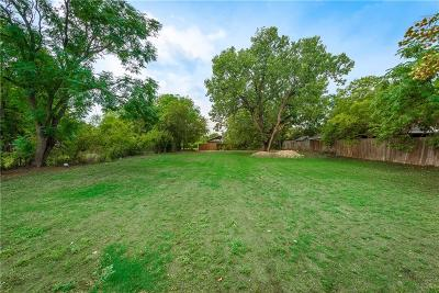 Dallas Residential Lots & Land For Sale: 1970 Angelina Drive