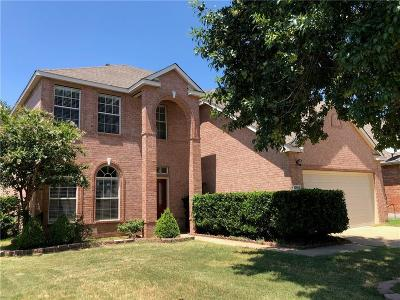 Rowlett Single Family Home For Sale: 10609 Augusta Lane
