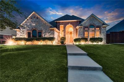 Prosper Single Family Home For Sale: 221 Sandstone Drive