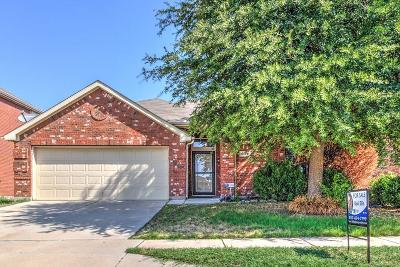 Fort Worth Single Family Home Active Contingent: 5132 Bayridge Court
