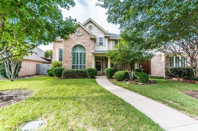Frisco Single Family Home For Sale: 4024 Guadalupe Lane