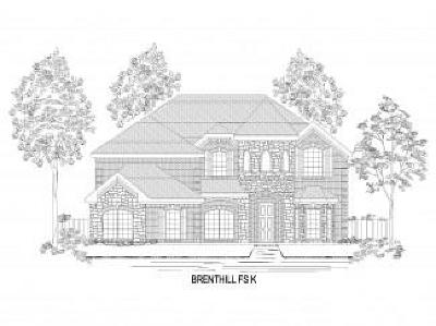 Forney TX Single Family Home For Sale: $418,981