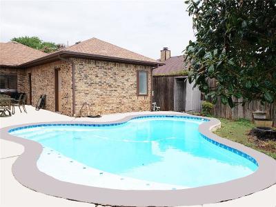 Mesquite Single Family Home For Sale: 1108 Primrose Street