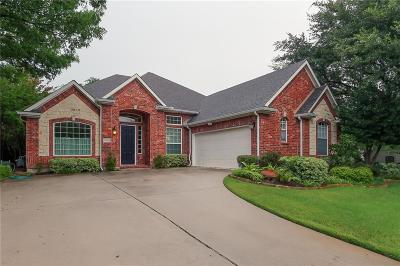 McKinney Single Family Home For Sale: 2800 Quail Hollow