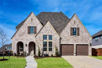 Flower Mound Single Family Home For Sale: 11604 Bull Creek Drive