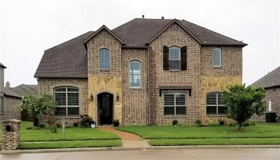 Sachse Single Family Home For Sale: 7506 Ridgebluff Lane