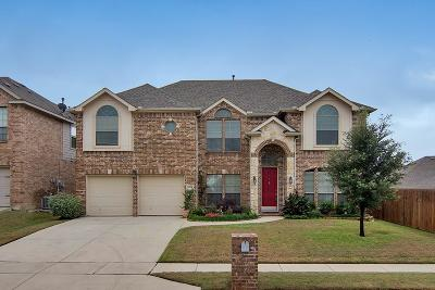 Fort Worth Single Family Home For Sale: 6833 White River Drive