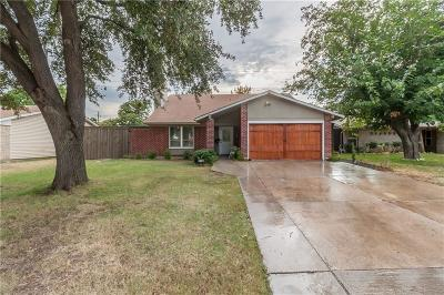 Lewisville Single Family Home For Sale: 550 Huntington Drive
