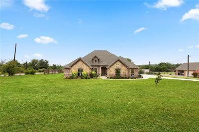 Azle Single Family Home For Sale: 7401 Elman Lane