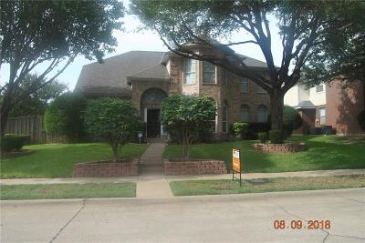 Plano TX Single Family Home For Sale: $390,000