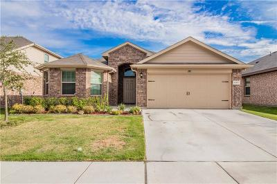 Azle Single Family Home For Sale: 641 Creekview Drive