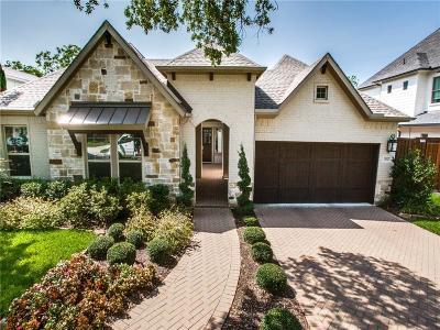 Dallas Single Family Home For Sale: 3942 Durango Drive