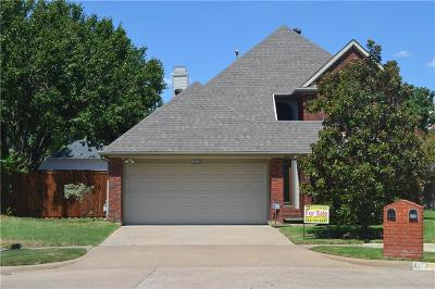 Irving Single Family Home For Sale: 500 White Sands Trail