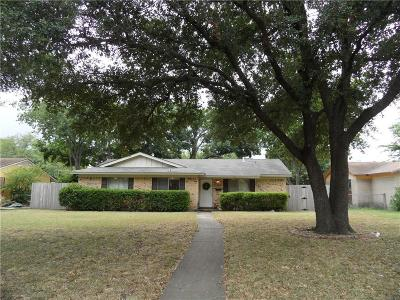 Richardson  Residential Lease For Lease: 1122 Larkspur Drive