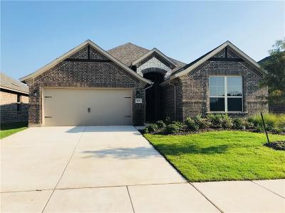 Denton Single Family Home For Sale: 3925 Madison Lane