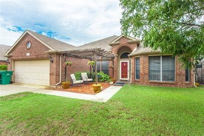 Lake Dallas Single Family Home For Sale: 312 Waterford Oak Drive