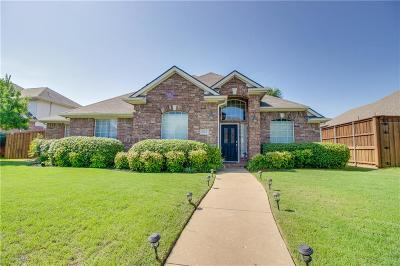 Plano Single Family Home For Sale: 2512 Coolwater Drive