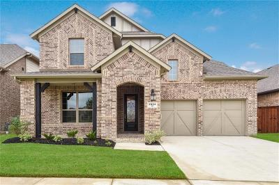 Mansfield TX Single Family Home For Sale: $456,871