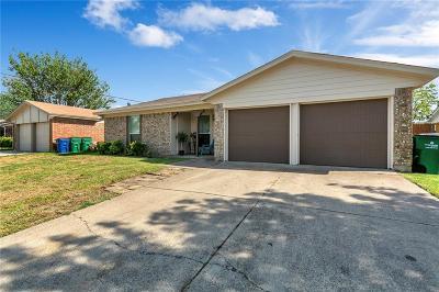 Watauga Single Family Home For Sale: 6532 Brookside Drive