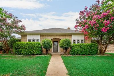 Plano Single Family Home For Sale: 3817 Grifbrick Drive