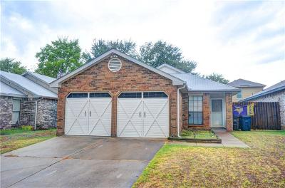 Fort Worth Single Family Home For Sale: 6824 Ashbury Drive