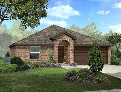 Fort Worth Single Family Home For Sale: 7941 Mosspark Lane