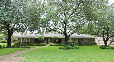 Collin County, Dallas County, Denton County, Kaufman County, Rockwall County, Tarrant County Single Family Home For Sale: 3002 Faulkner Drive