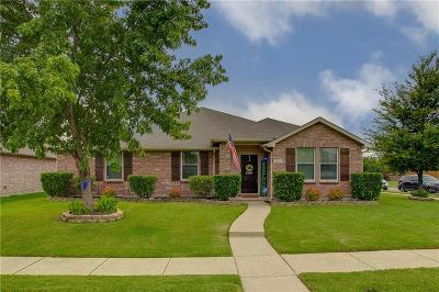 Rockwall County Single Family Home For Sale: 3001 Dusty Ridge Drive