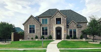 Frisco Single Family Home Active Option Contract: 4602 Veneto Drive