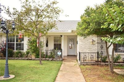 Benbrook Single Family Home For Sale: 1112 S Timberline Drive