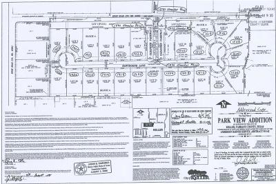 Keller Residential Lots & Land For Sale: 1525 Hawthorne Lane