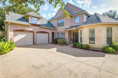 Fort Worth Residential Lease For Lease: 6909 Vista Ridge Court