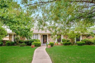 Richardson Single Family Home For Sale: 519 Goodwin Drive
