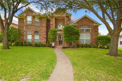 Plano Single Family Home For Sale: 4609 Portrait Lane