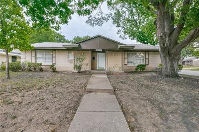 Mesquite Single Family Home For Sale: 2600 Westview Drive