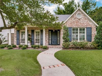 Dallas Single Family Home Active Option Contract: 5106 Stanford Avenue