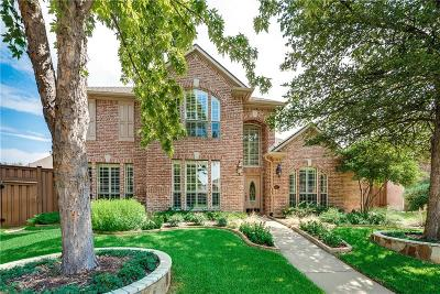 Collin County Single Family Home For Sale: 4411 Buttonwood Court