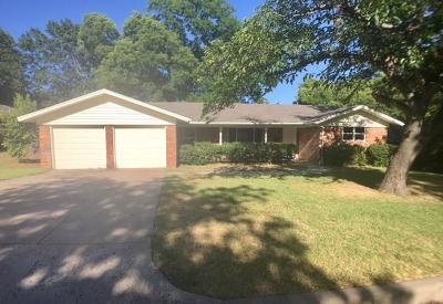Fort Worth Single Family Home For Sale: 1967 Milam Street