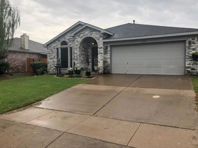 Fort Worth Single Family Home For Sale: 1844 Cedar Tree Drive
